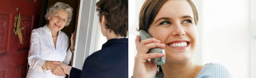 community-response-comfort-calls